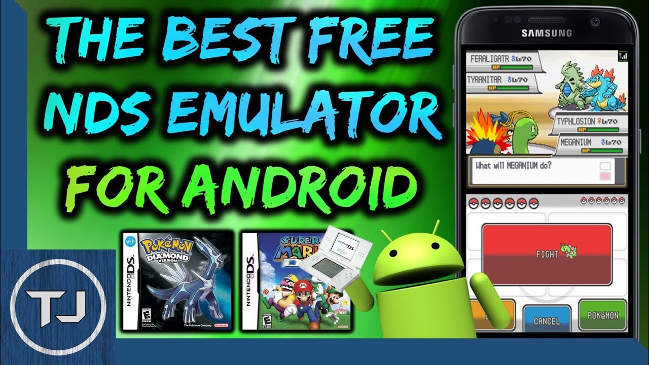 best nds emulator for android with cheats