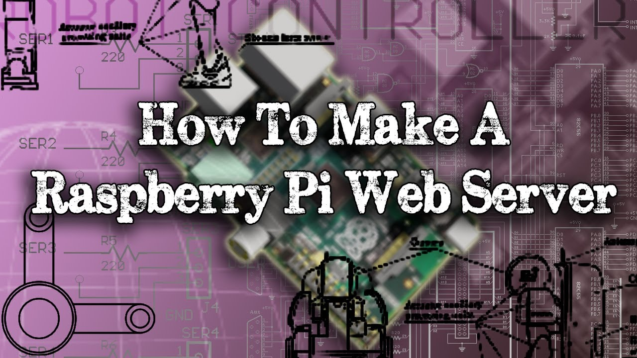 Webserver in raspberry