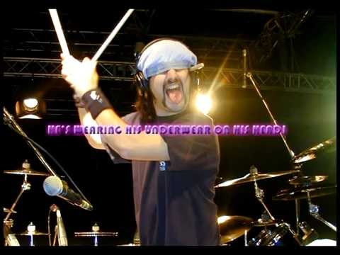 "Mike Portnoy - ""Breakdown in Berlin"" - Insane Drum Clinic (2000-10-24)"