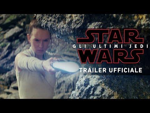 Star Wars: Gli Ultimi Jedi - Nuovo Trailer Ufficiale Italiano