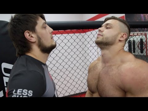 Макс отхватил от Чеченского Пулемётчика! Бой - Видео онлайн
