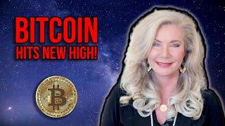 Bitcoin Hits New High!