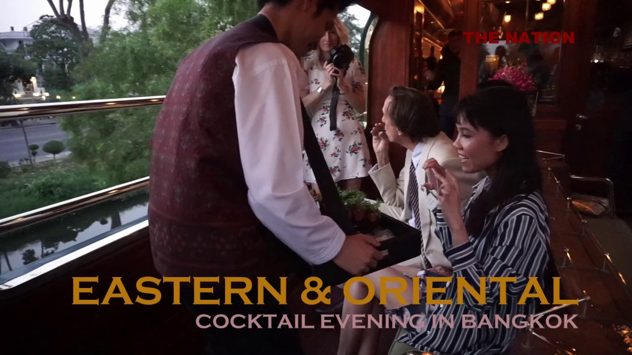 EASTERN AND ORIENTAL EXPRESS: On the right track
