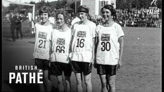 Women's Olympic Games Aka Womens Olympic Games & Cuts (1926)