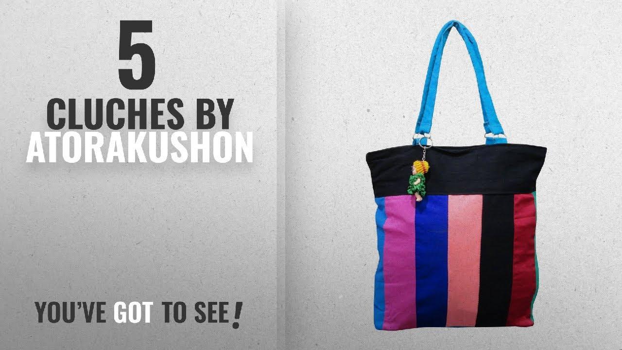8564044434ca Top 10 Atorakushon Cluches  2018   Atorakushon ® Multipurpose Carrying Case  Women s Elegance Ethnic