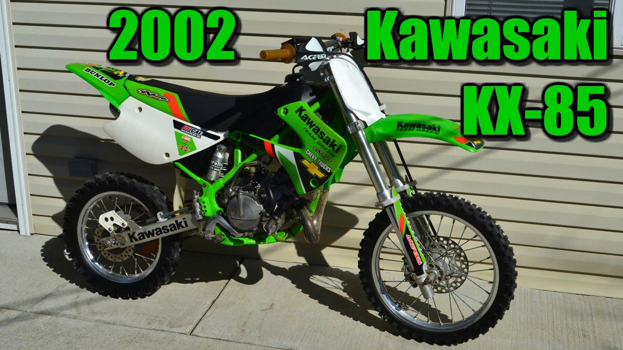 Kawasaki Dirt Bike Kx