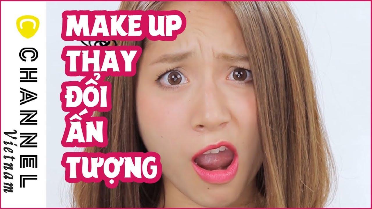 Hướng dẫn make up gây ấn tượng cực dễ