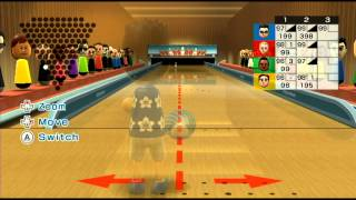 Repeat youtube video Wii Have Fun #47: Wii Sports Resort (Game 2 part 1)