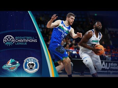 Eb Pau-lacq-orthez V Anwil Wloclawek – Highlights – Basketball Champions League 2019-20