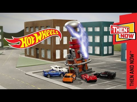 Back in Time with Hot Wheels® Then and Now® Car Collection | Hot Wheels
