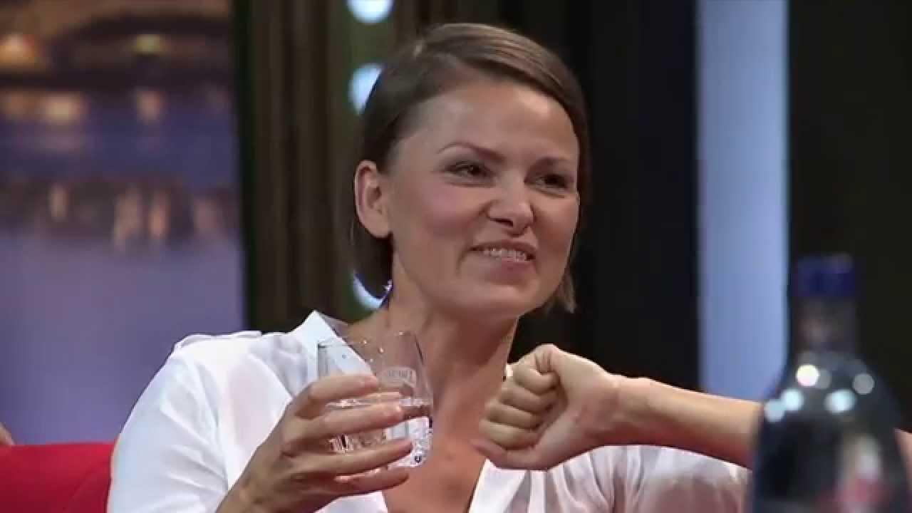 2. Klára Melíšková - Show Jana Krause 27. 8. 2014