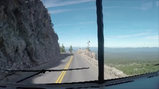 Ft Rv Living: 1st Boondock Part Iii Most Treacherous Road In The West!