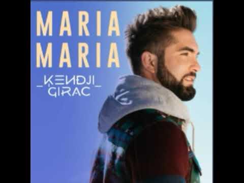 Kendji Girac - Maria Maria (DAMSO)   3 ème album.