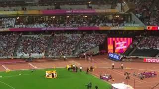 IAAF World Championships London 2017: decathlon final event 1500m