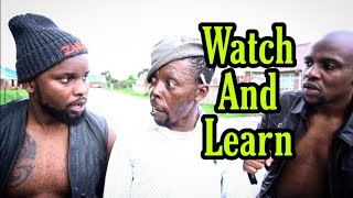 Ekasi Gangsters Ep 10 - Learning to rob (Leon Gumede)