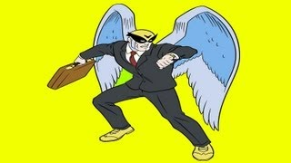 Harvey birdman attorney at law - new video - Drawing