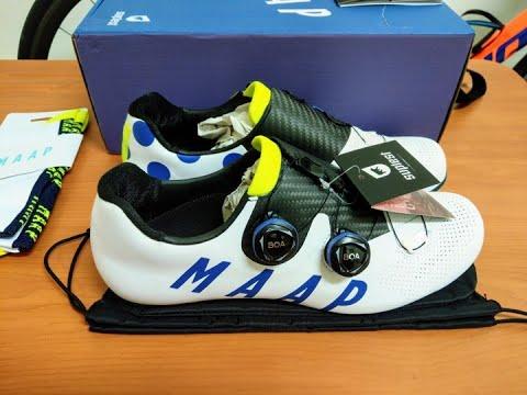 MAAP/Suplest Edge+ Road Pro Shoe 簡單開箱