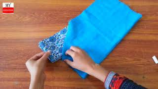 lawn fabric summer baby frock cutting and stitching full tutorial | comfortable frock for all babies