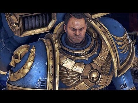 Let's Play Warhammer 40k Space Marine #1 -...