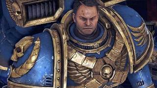 Let's Play Warhammer 40k Space Marine #1 - Ork-Schnetzelei im Gameplay-Check von GameStar (german)