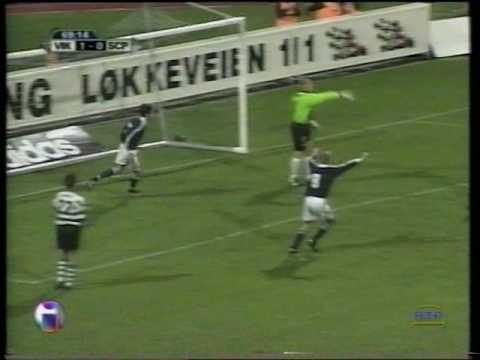 Viking - 3 x Sporting - 0 de 1999/2000 Uefa