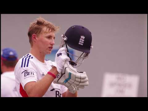 Interview with Joe Root -12th May 2017
