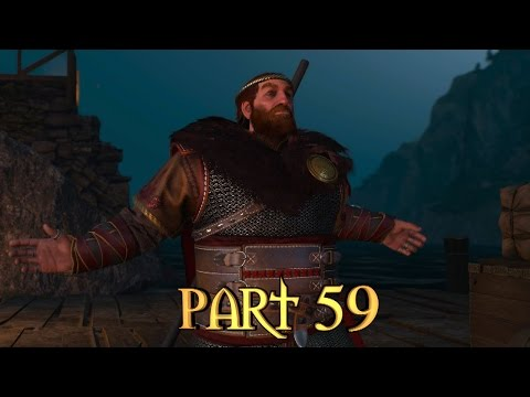 THE KING IS DEAD - The Witcher 3: Wild Hunt Gameplay Walkthrough Part 59 - PC Ultra 60fps