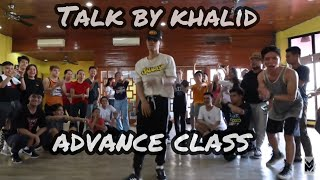Talk by Khalid | Mastermind Advance Class