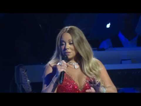 Mariah Carey - Thank God I Found You Live #1 To Infinity 7-14-17