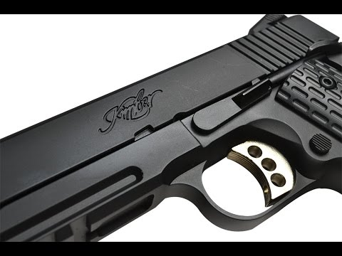 REVIEW R28 Kimber Army FR