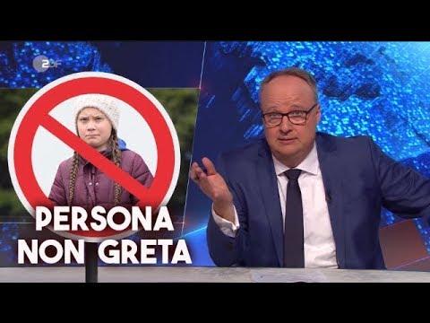 HEUTE SHOW: Greta Thunberg (8. März 2019)