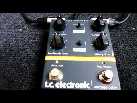 TC Electronic - Vintage Delay