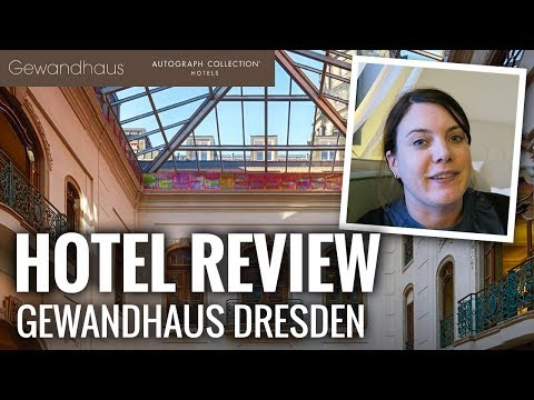HOTEL REVIEW: Gewandhaus Dresden, Autograph Collection