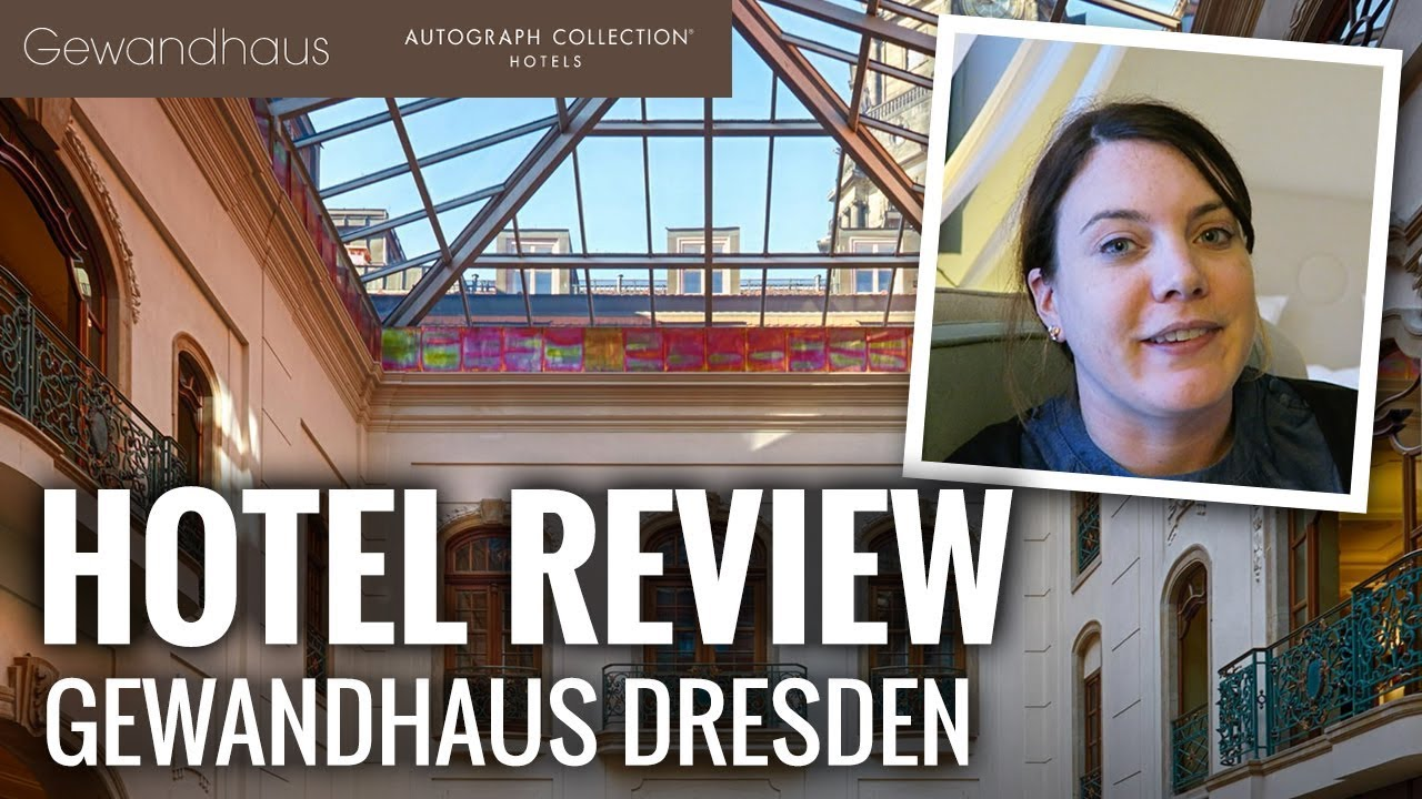 hotel review gewandhaus dresden autograph collection youtube. Black Bedroom Furniture Sets. Home Design Ideas
