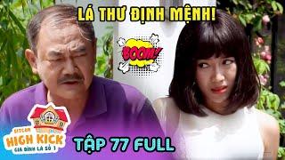 Gia đình là số 1 Phần 1 | Tập 77 Full: Phim gia đình Việt Nam hay nhất 2019 - HTV Films