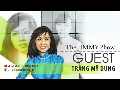 The Jimmy Show | Ca sĩ Trang Mỹ Dung | SET TV www.setchannel.tv