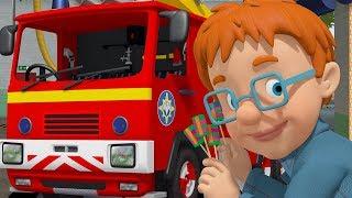 Пожарный Сэм на русском | Опасное Соревнование 🚒 Эпизоды Компиляция | Новые серии HD 🔥мультфильм