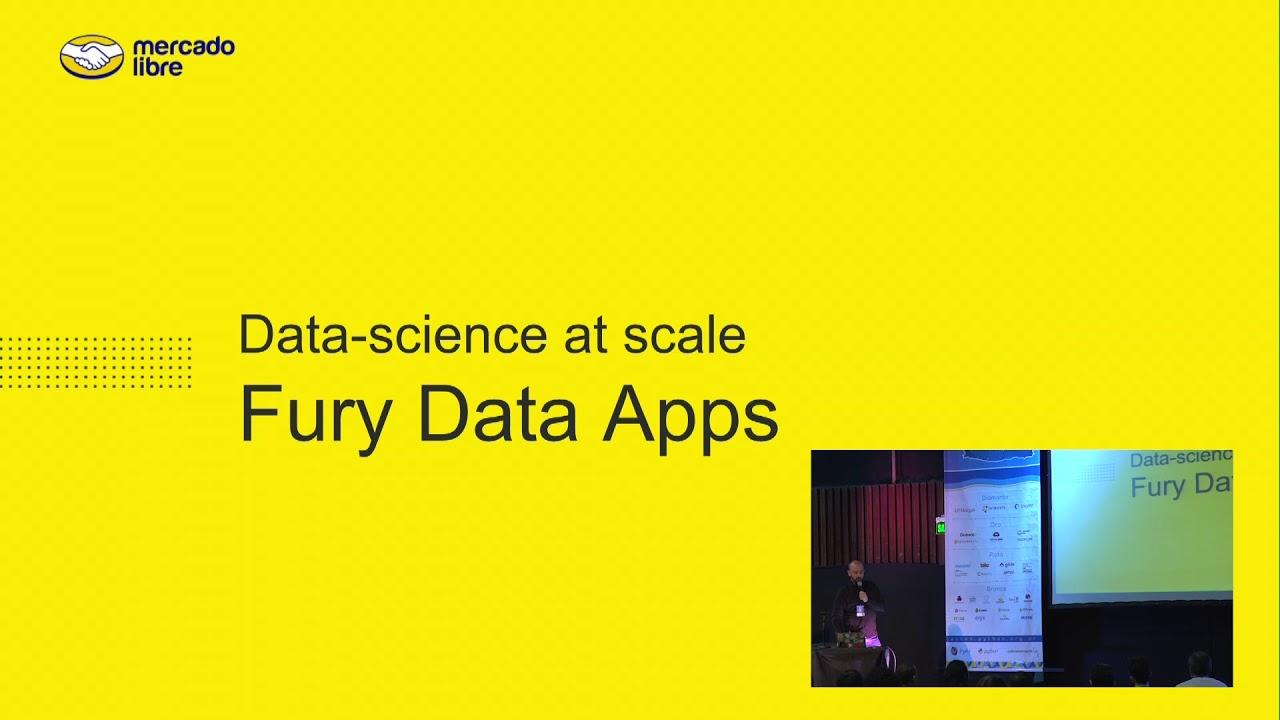 Image from Data-science a escala, con Python, en Mercadolibre, por Carlos Matías de la Torre