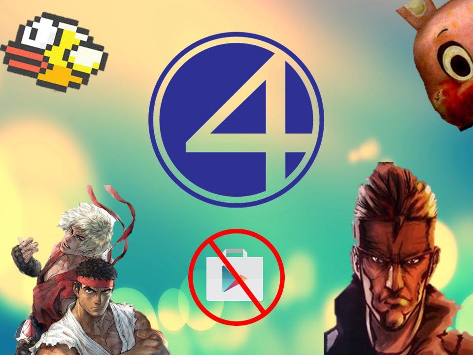 Pack De 4 Juegos Buenos Android Que No Estan En El Playstore Youtube