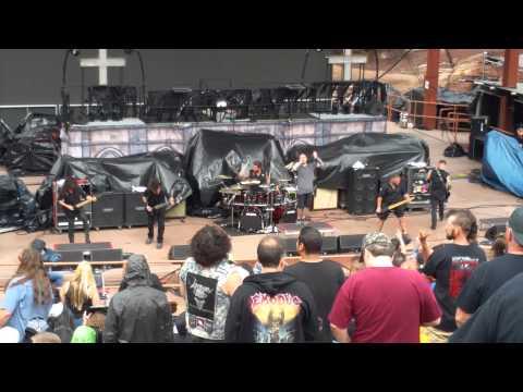 Rockstar Energy Mayhem Festival Whitechapel Live
