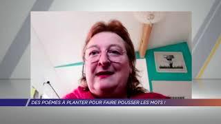 Yvelines | Des poèmes à planter pour faire pousser les mots !