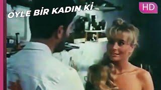 Öyle Bir Kadın Ki - Hep Yanında Olacağım | Romantik Türk Filmi