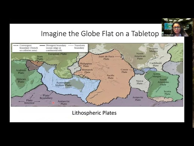 """Class on """"Making of a Habitable Planet 2"""""""