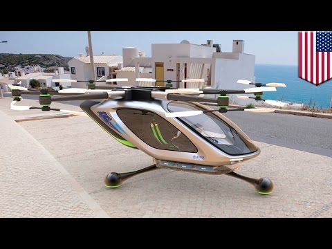 Flying car: Jetpack company developing cool new electric VTOL flying car