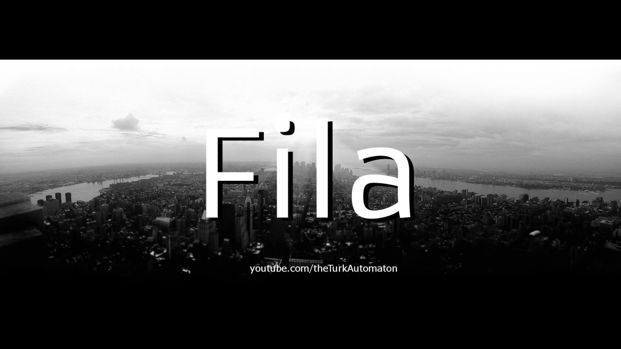 How to pronounce Fila in Spanish