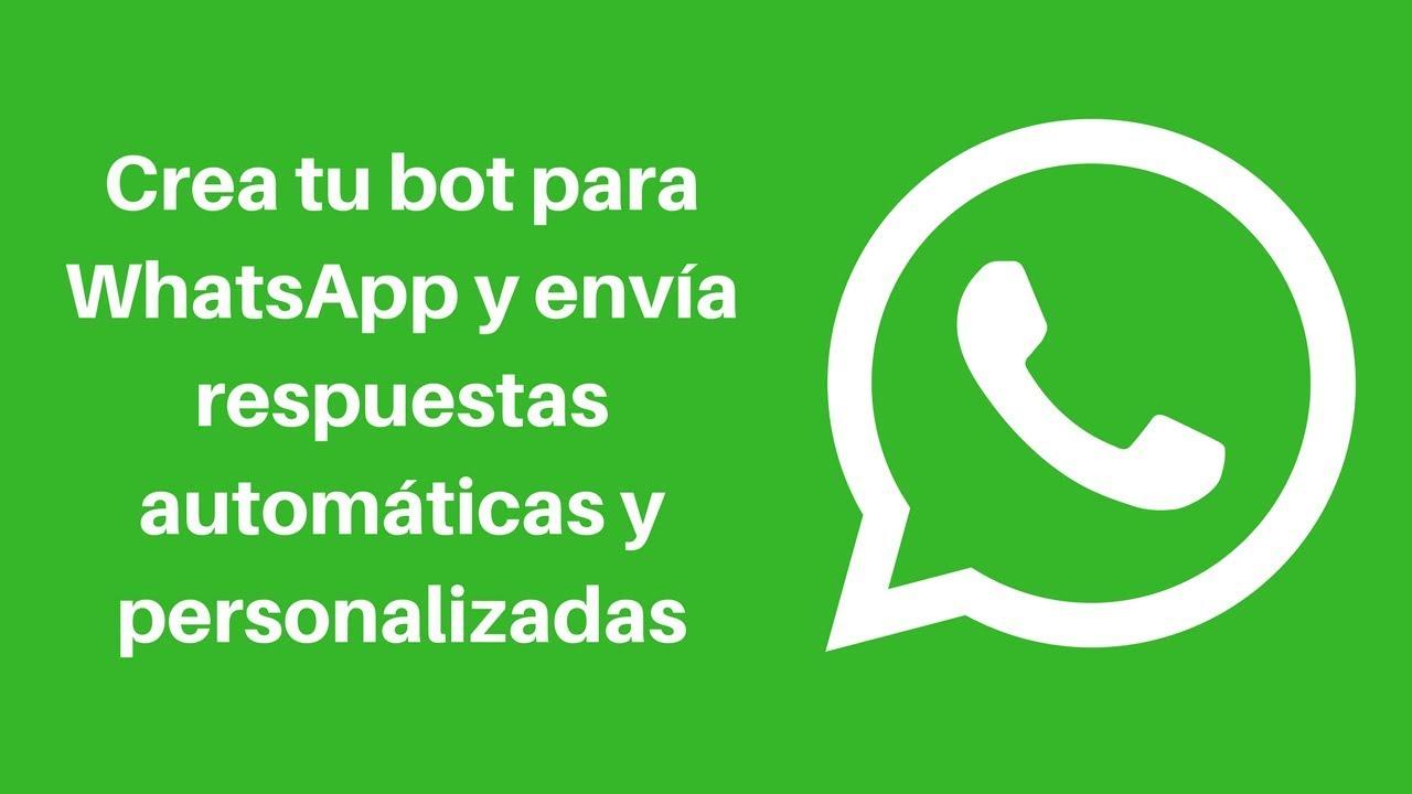 Como Crear Respuestas Automaticas Para Whatsapp En Android Crea Tu