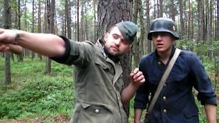 Военный фильм комедия (короткометражка) Предистория 2012 года. Любительское кино