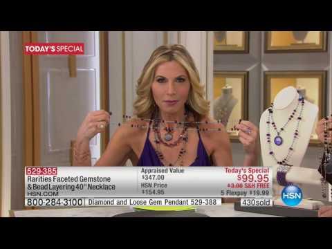 HSN | Rarities Fine Jewelry with Carol Brodie 01.09.2017 - 05 AM