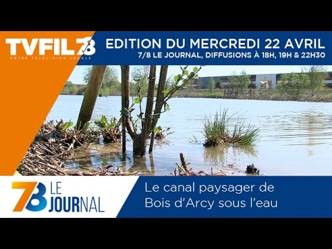 7/8 Le Journal – Edition du mercredi 22 avril 2015