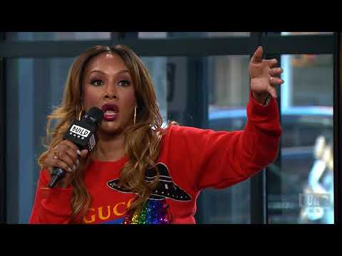 "Vivica A. Fox On Her Experience Shooting ""Curb Your Enthusiasm"""